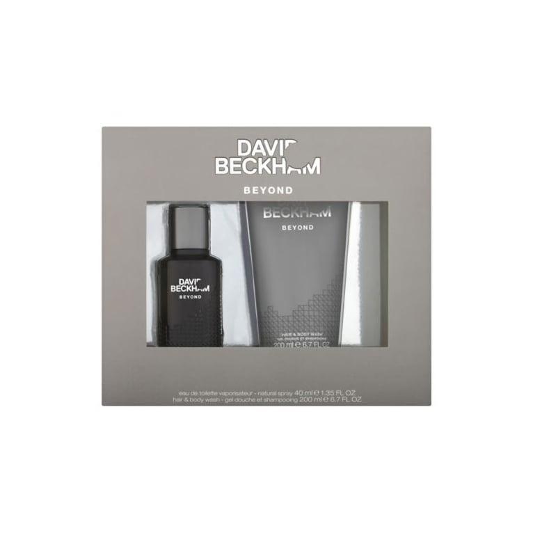 Beckham David Beckham Beyond - 40ml Gift Set With 200ml Shower Gel.