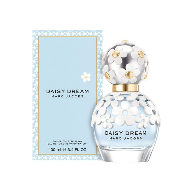 Marc Jacobs Daisy Dream - 100ml Eau De Toilette Spray.