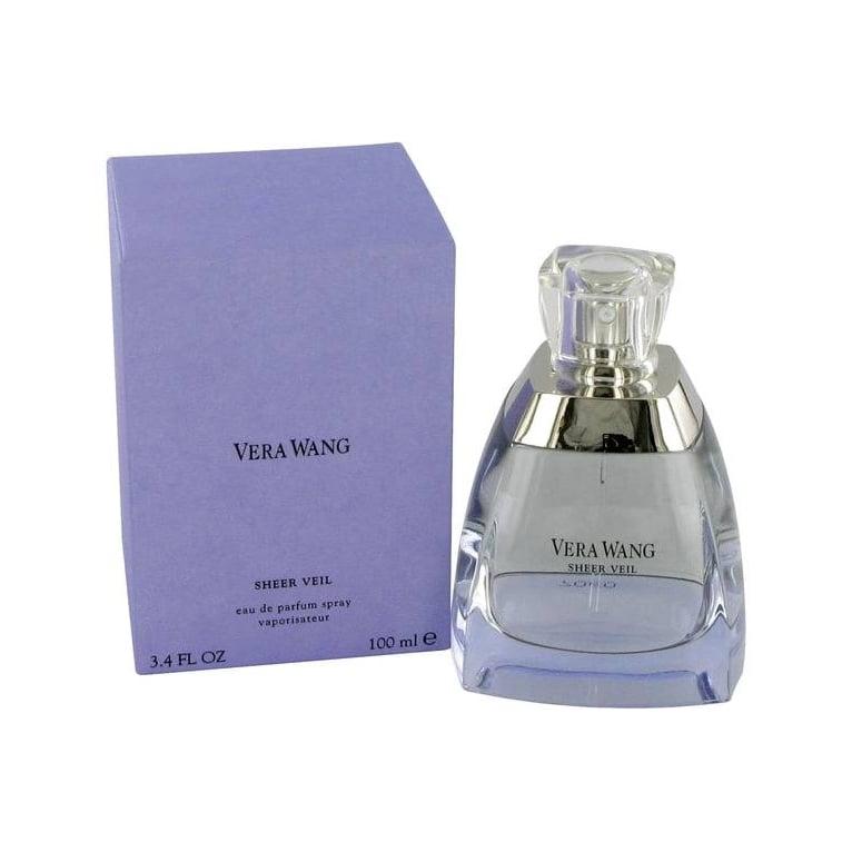 Vera Wang Sheer Veil - 100ml Eau De Parfum Spray.