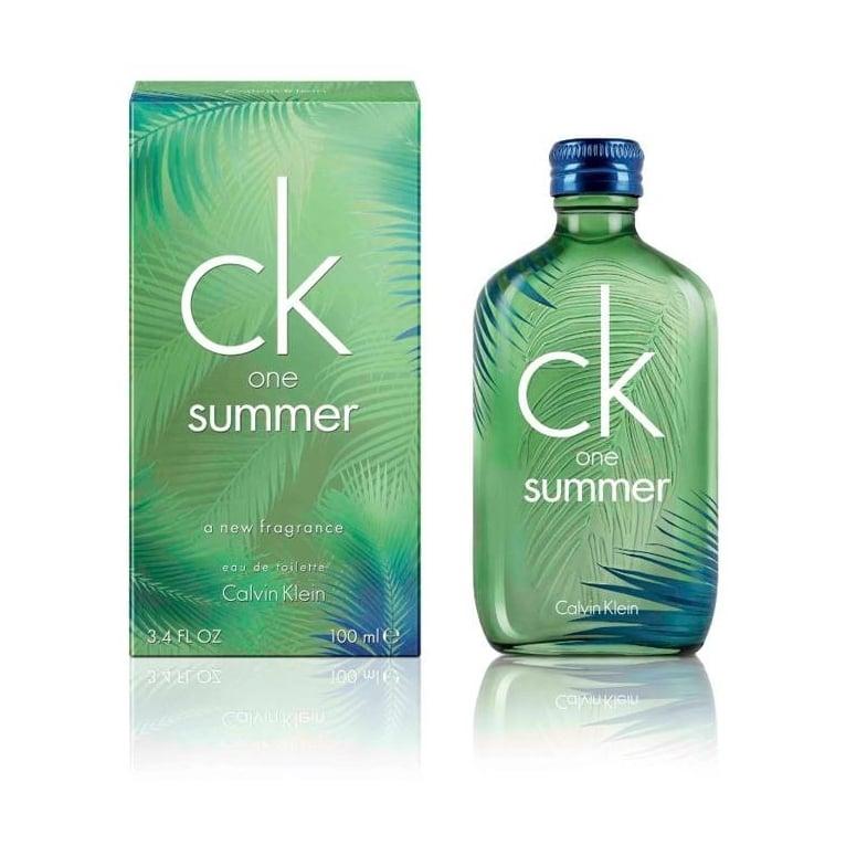 Calvin Klein Ck One Summer 2016 - 100ml Eau De Toilette Spray.