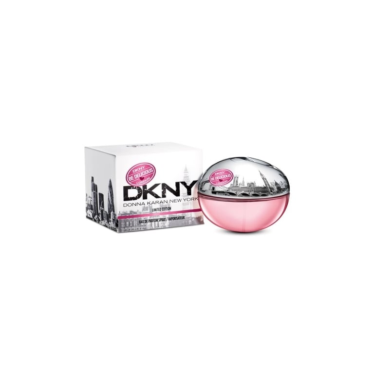 Donna Karen DKNY Be Delicious London - 50ml Eau De Parfum Spray.