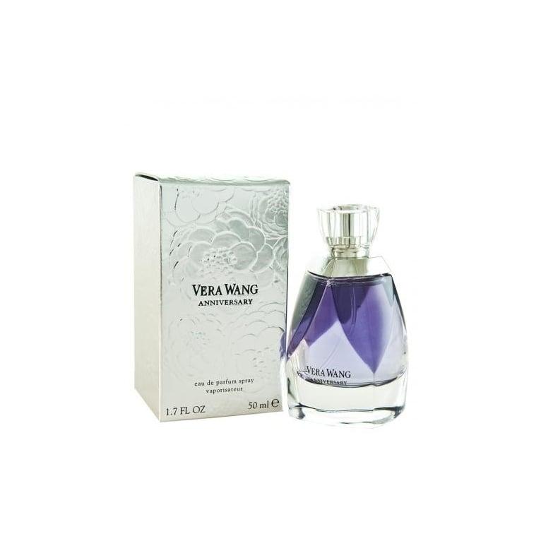 Vera Wang Anniversary - 50ml Eau De Parfum Spray, Limited Edition.