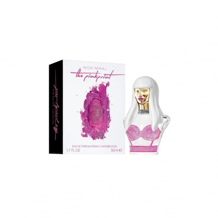 Nicki Minaj Pink Print - 30ml Eau De Parfum Spray.
