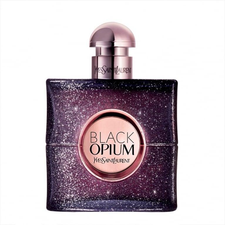 Yves Saint Laurent Yves Saint Lauren Black Opium Nuit Blanche - 50ml Eau De Toilette Spray.