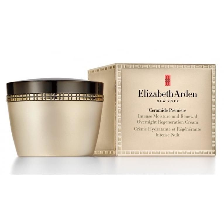 Elizabeth Arden Ceramide Premiere Intense Moisture and Renewal Overnight Cream