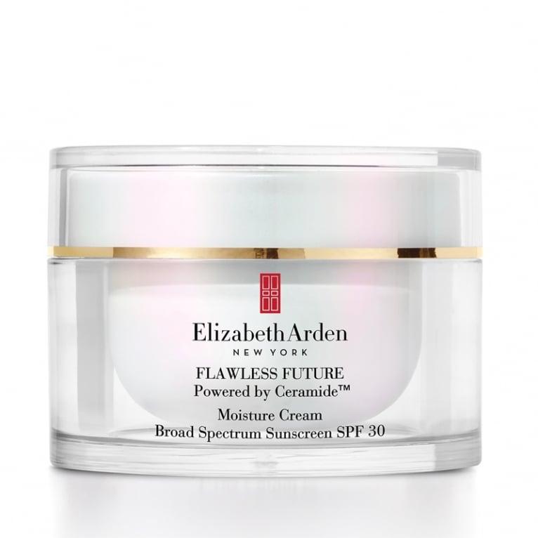 Elizabeth Arden Flawless Future Powered By Ceramide Moisture Cream SPF30 - 50ml.