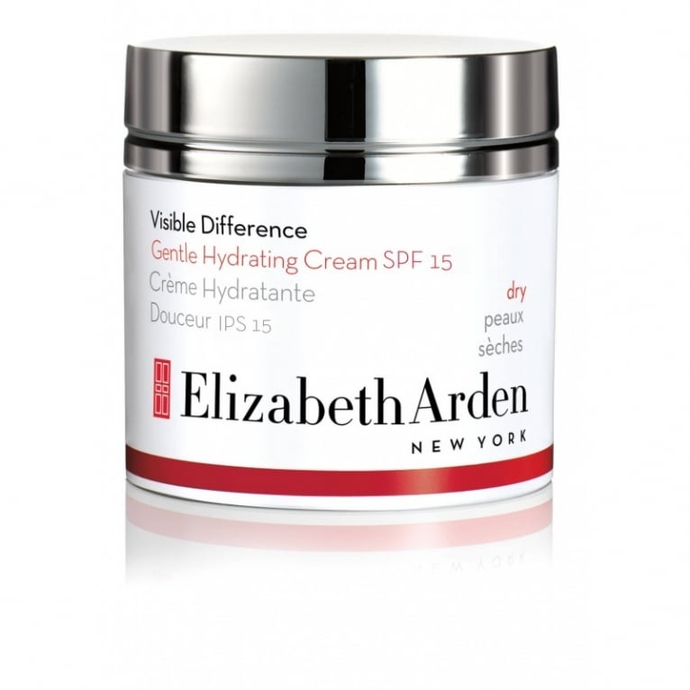 Elizabeth Arden Visible Difference Gentle Hydrating Cream SPF15 - 50ml.