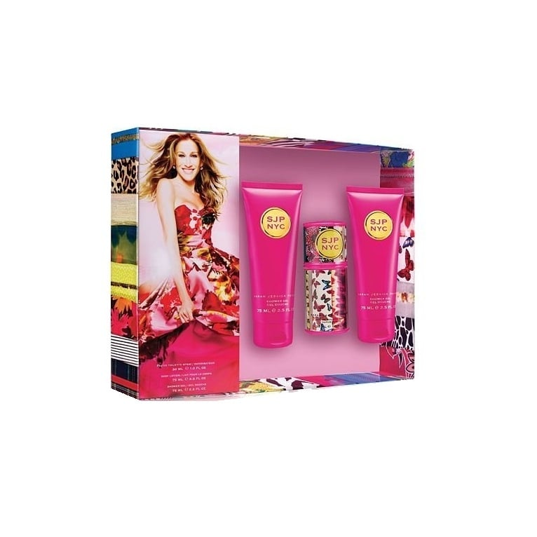Sarah Jessica Parker NYC For Her - 30ml EDT Gift Set With 75ml Body Lotion.