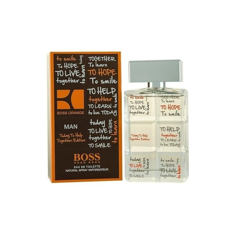 Hugo Boss Orange Charity For Men - 40ml Eau De Toilette Spray.