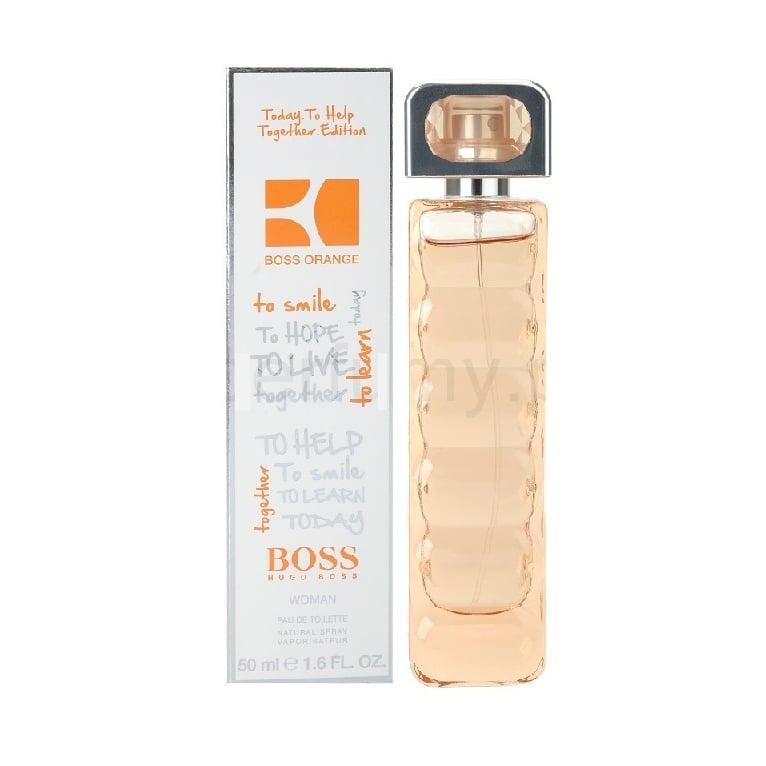 Hugo Boss Orange Charity For Women - 30ml Eau De Toilette Spray.