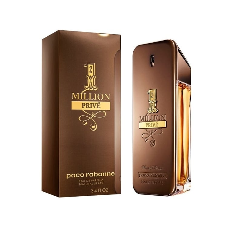 paco rabanne one 1 million prive  50ml eau de parfum spray.