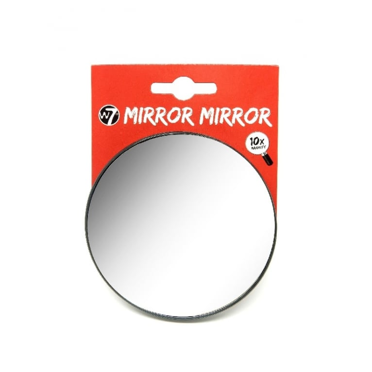 W7 Cosmetics Mirror Mirror Magnifies by 10.