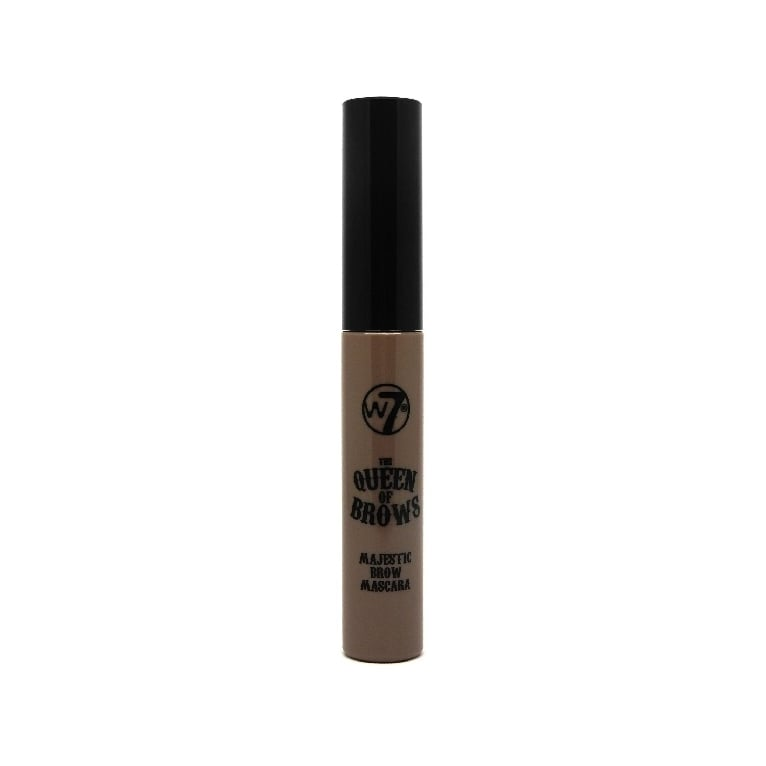 W7 Cosmetics The Queen of Brows Majestic Brow Mascara - Brown