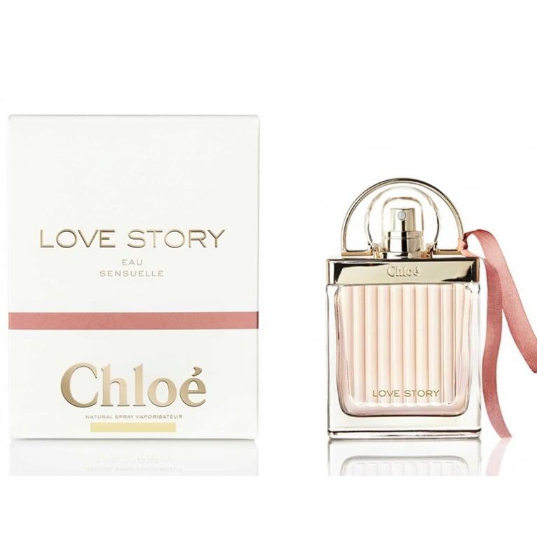 Chloe Love Story Eau Sensuelle - 30ml Eau De Parfum Spray.