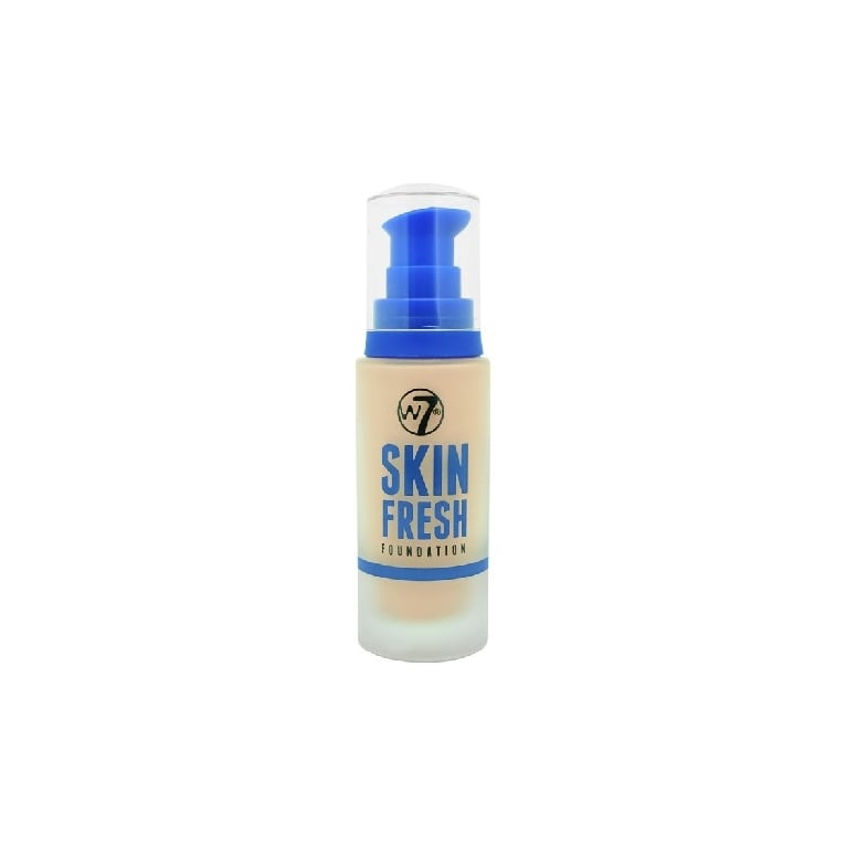 W7 Cosmetics Skin Fresh Foundation - Cameo Beige.