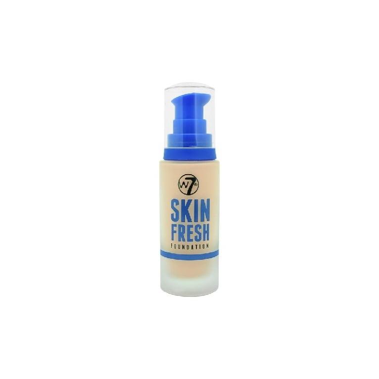 W7 Cosmetics Skin Fresh Foundation - Fawn Beige.