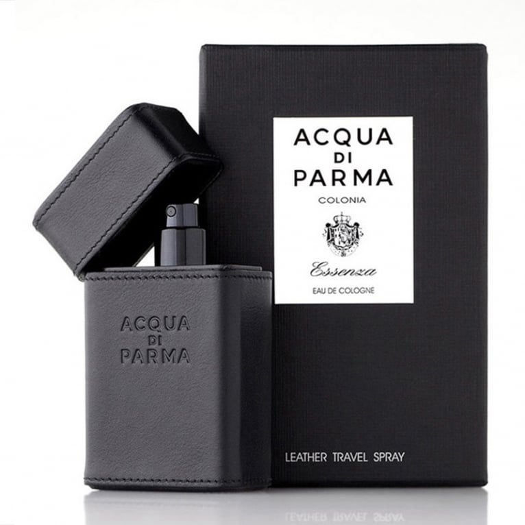 Acqua Di Parma Colonia Essenza - 30ml Eau De Cologne Leather Travel Spray.