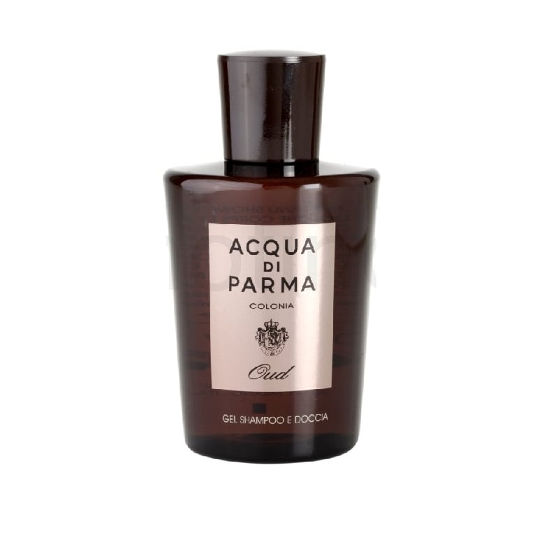 Acqua Di Parma Colonia Oud - 200ml Hair and Shower Gel.