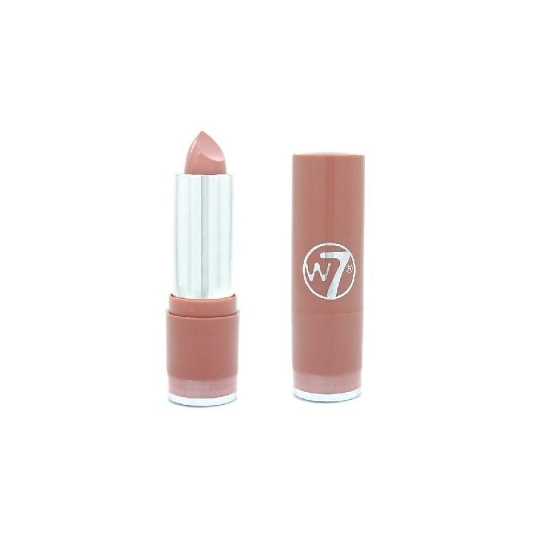 W7 Cosmetics W7 Fashion Moisturising Lipstick The Nudes - Cashmere.