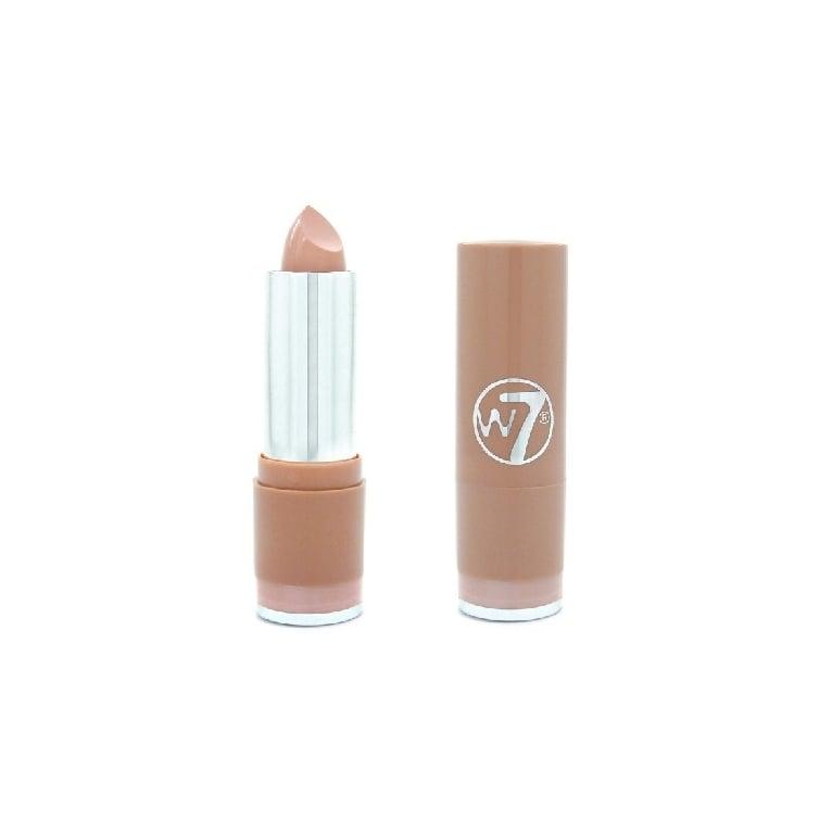 W7 Cosmetics W7 Fashion Moisturising Lipstick The Nudes - Latte.