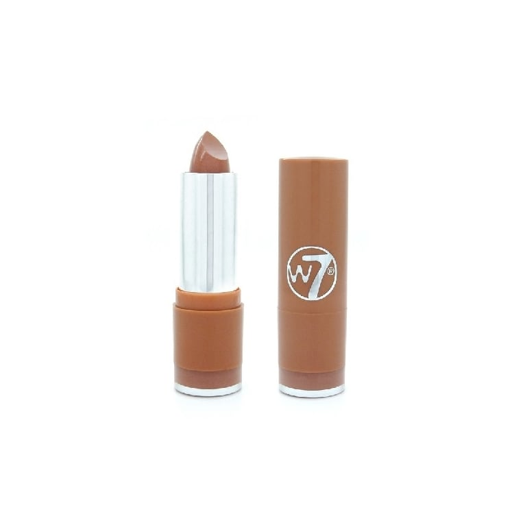 W7 Cosmetics W7 Fashion Moisturising Lipstick The Nudes - Silk.
