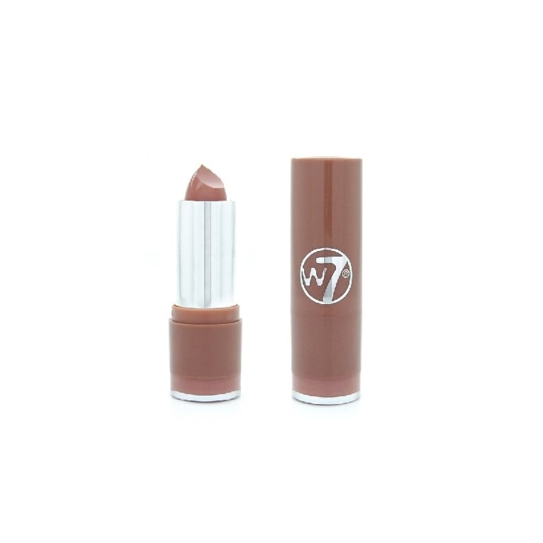 W7 Cosmetics W7 Fashion Moisturising Lipstick The Nudes - Suede.