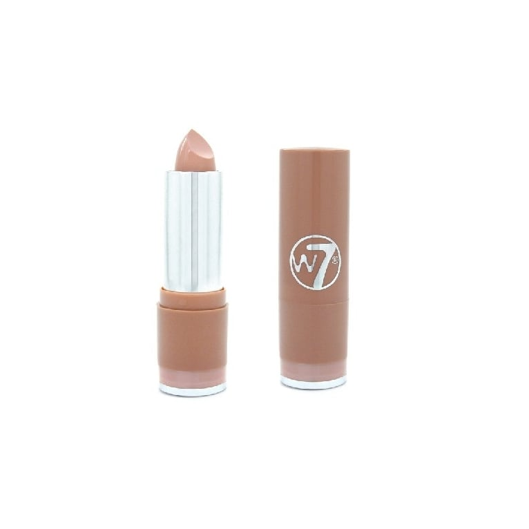 W7 Cosmetics W7 Fashion Moisturising Lipstick The Nudes - Vanilla.