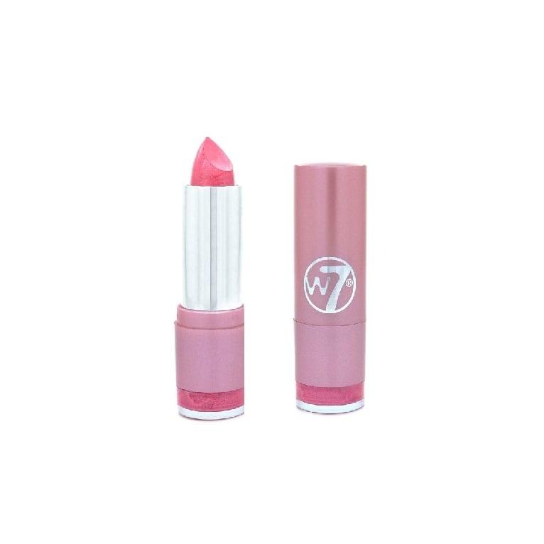 W7 Cosmetics W7 Fashion Moisturising Lipstick The Pinks - Negligee