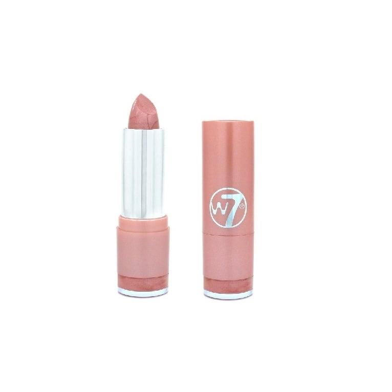 W7 Cosmetics W7 Fashion Moisturising Lipstick The Pinks - Pink Shimmer.