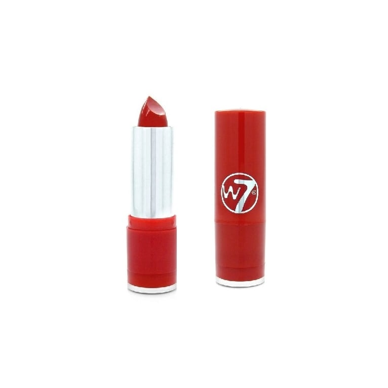 W7 Cosmetics W7 Fashion Moisturising Lipstick The Reds - Racing Red.