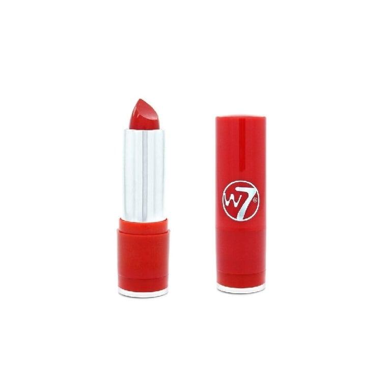 W7 Cosmetics W7 Fashion Moisturising Lipstick The Reds - Red Hot!