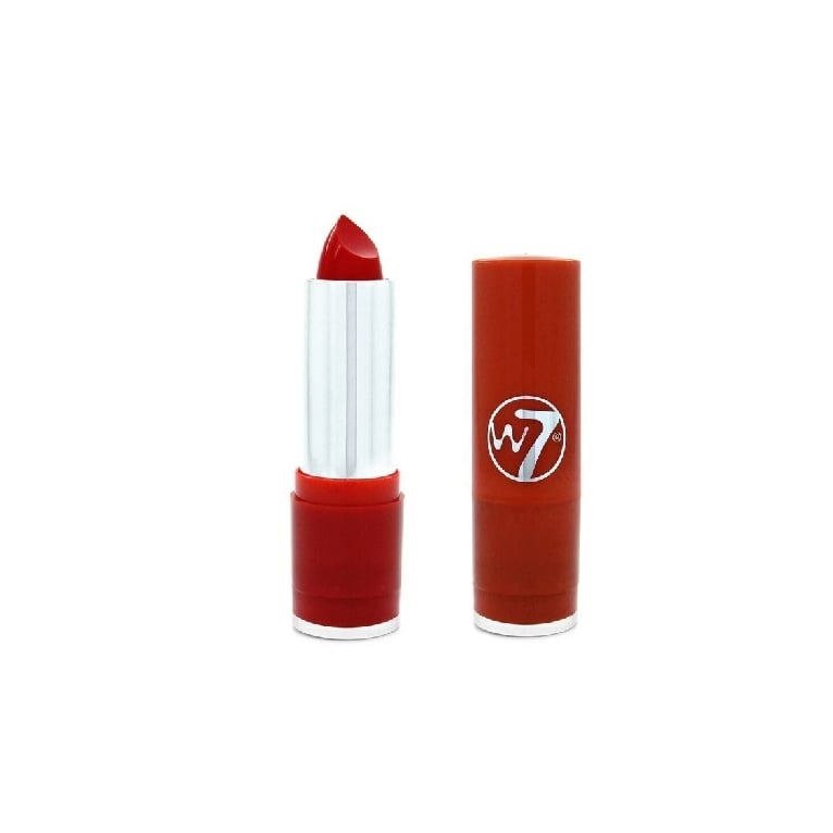 W7 Cosmetics W7 Fashion Moisturising Lipstick The Reds - Very Red.