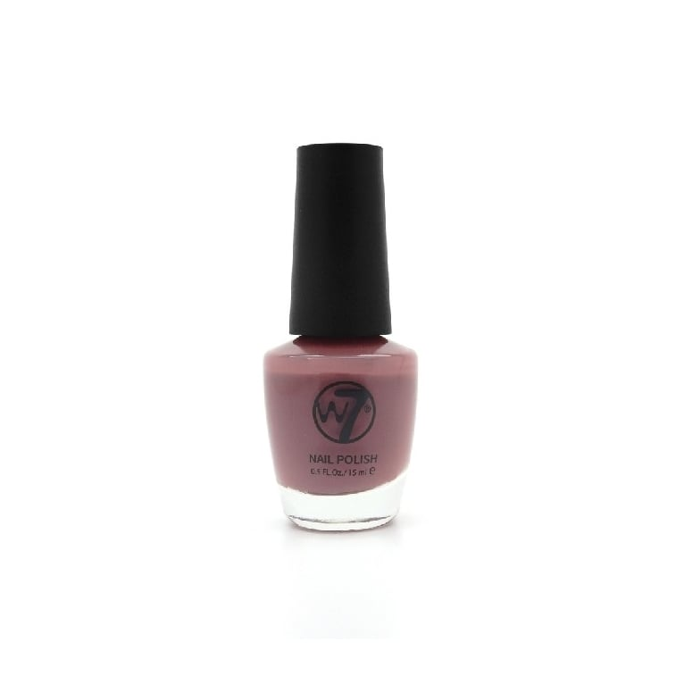 W7 Cosmetics Nail Polish - 110 Chestnut.