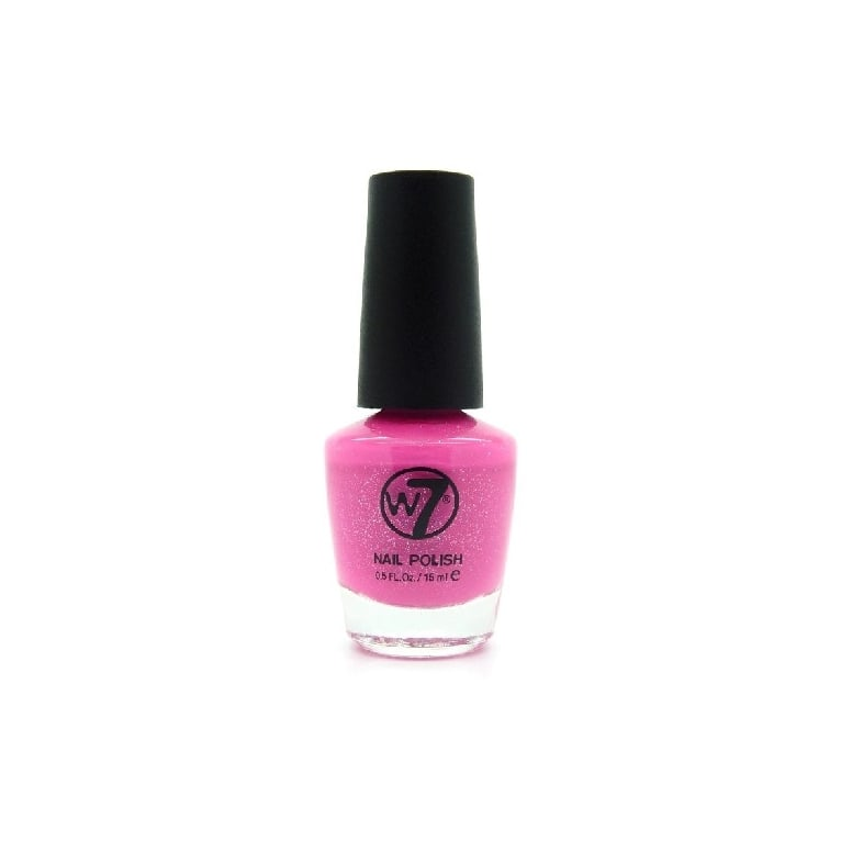 W7 Cosmetics Nail Polish - 114 Shimmer Nights.