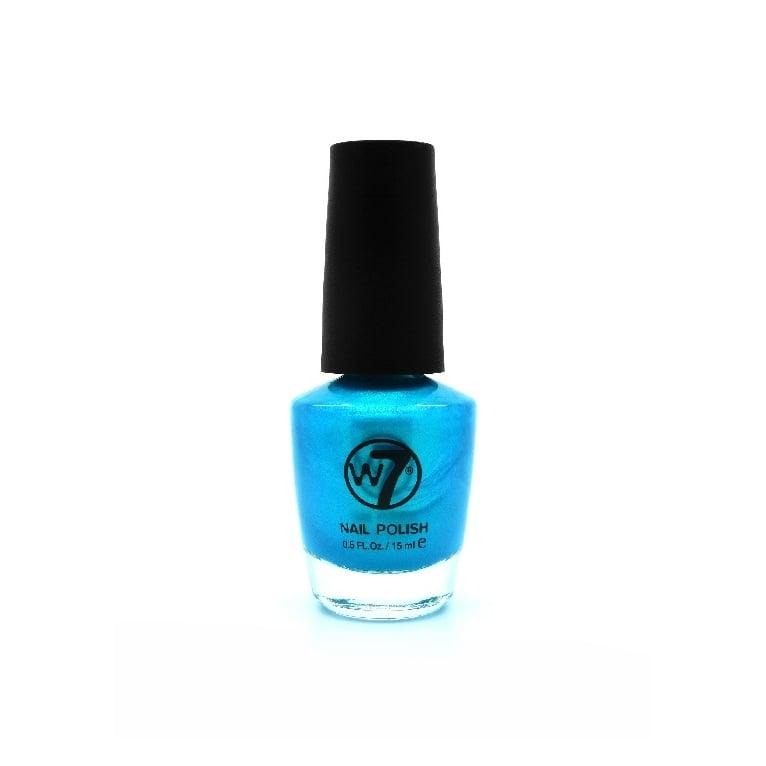 W7 Cosmetics Nail Polish - 115 Turquoise.