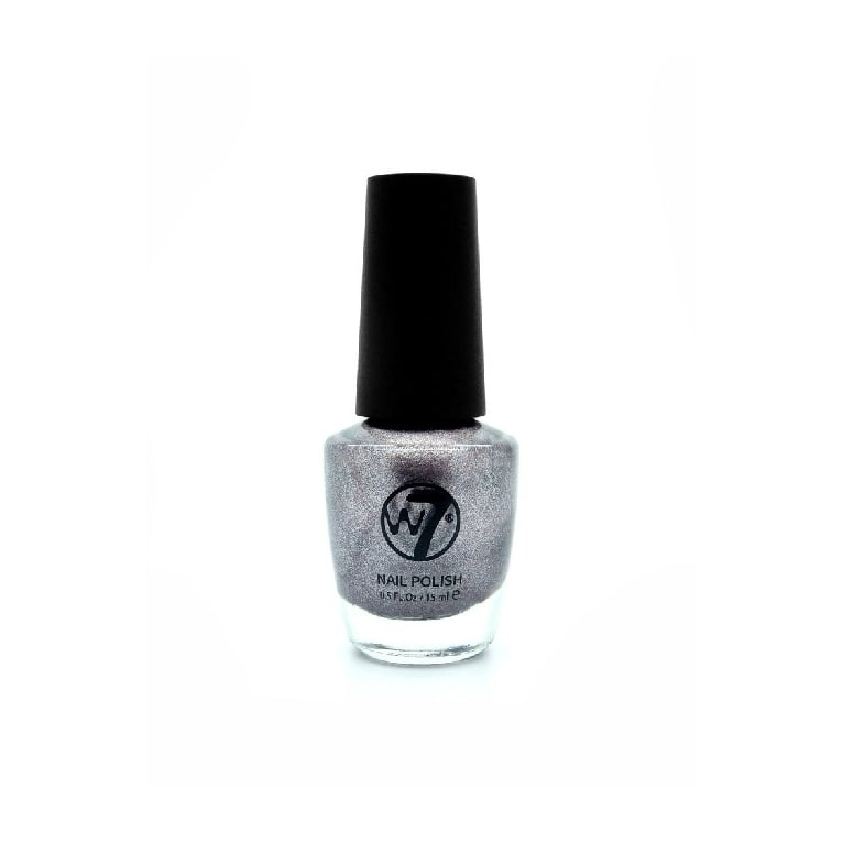 W7 Cosmetics Nail Polish - 117 Pewter