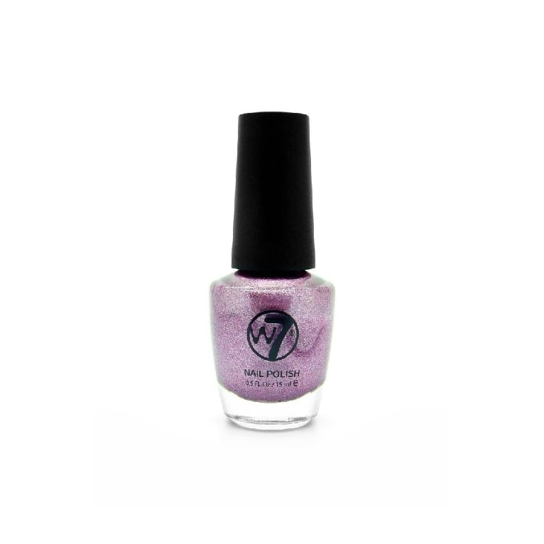 W7 Cosmetics Nail Polish - 119 Lilac Metal.