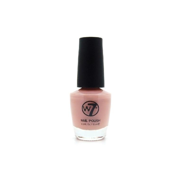 W7 Cosmetics Nail Polish - 139 Nude.