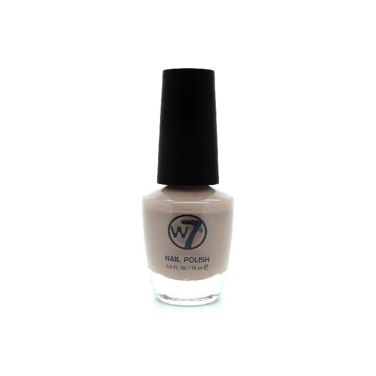 W7 Cosmetics Nail Polish - 140 Buff.