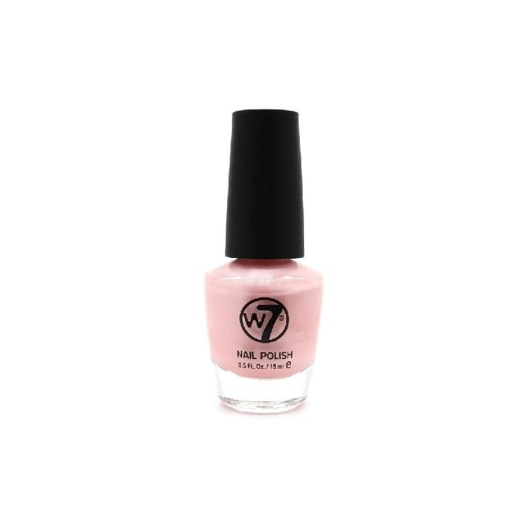 W7 Cosmetics Nail Polish - 152 Peach Sky.