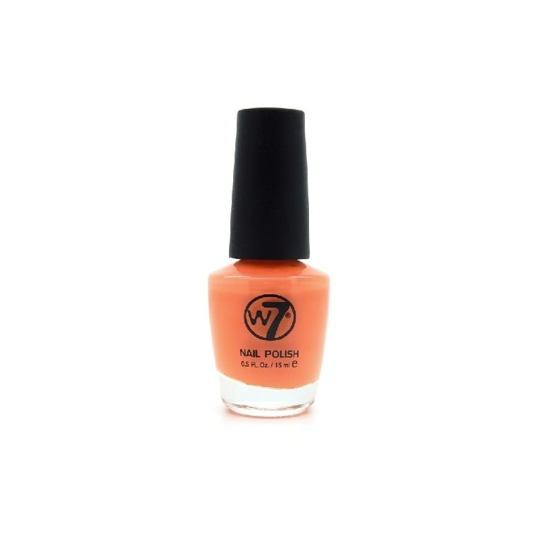 W7 Cosmetics Nail Polish - 81 Peachy.