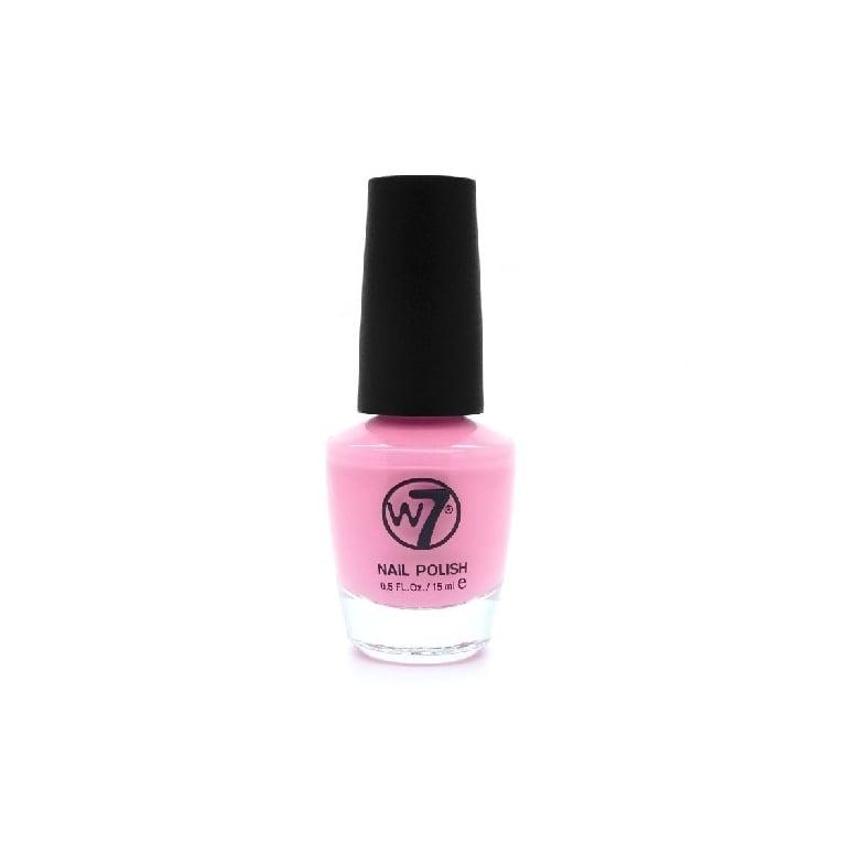 W7 Cosmetics Nail Polish - 90 Candy Floss.