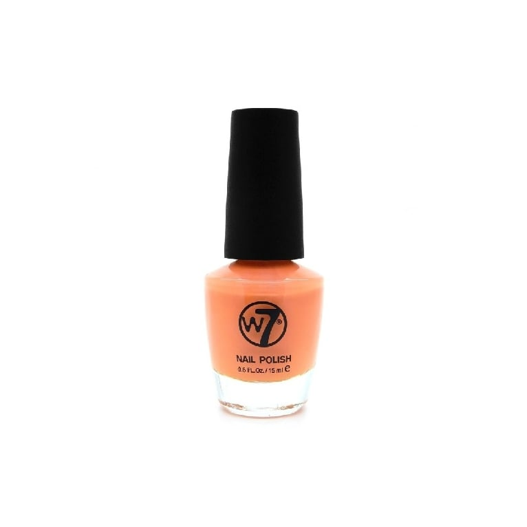 W7 Cosmetics Nail Polish - 101 Sun Tone.