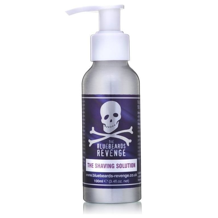 Bluebeards Revenge. The Bluebeards Revenge Brushless Shaving Solution For Real Men 100ml.