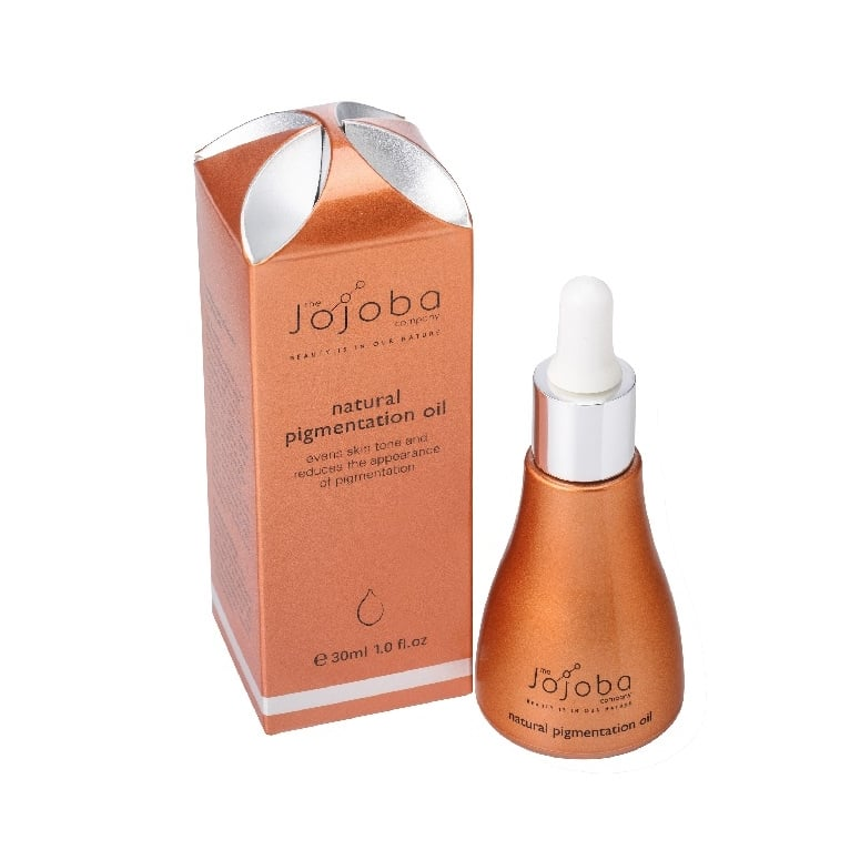 Jojoba The Jojoba Company 100% Natural Pigmentation Oil - 30ml.