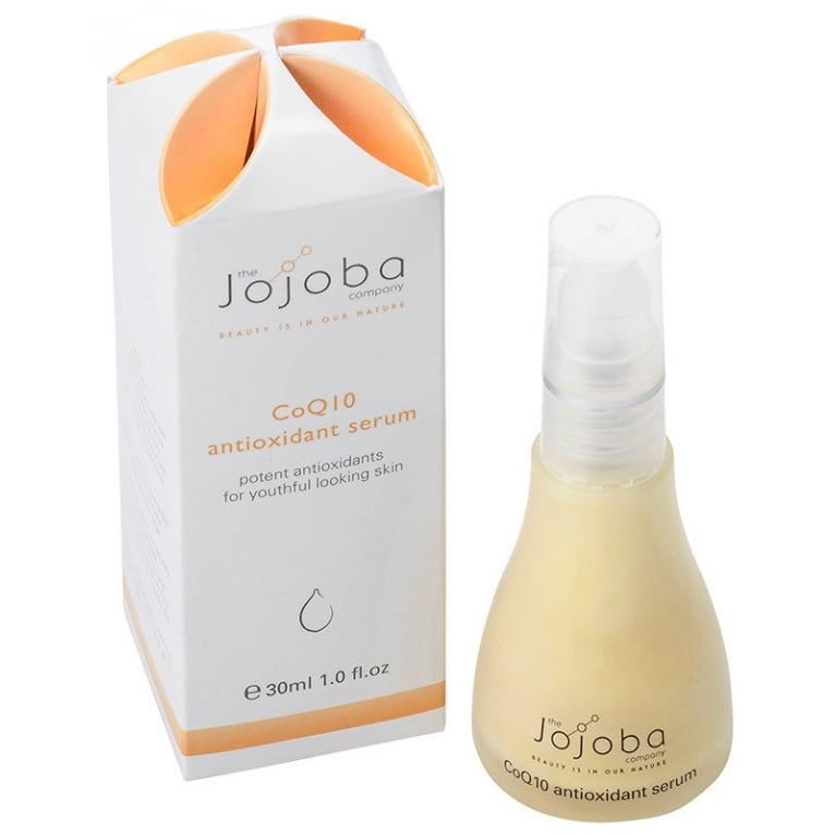 Jojoba The Jojoba Company 100% Natural CoQ10 Antioxidant Serum 30ml.