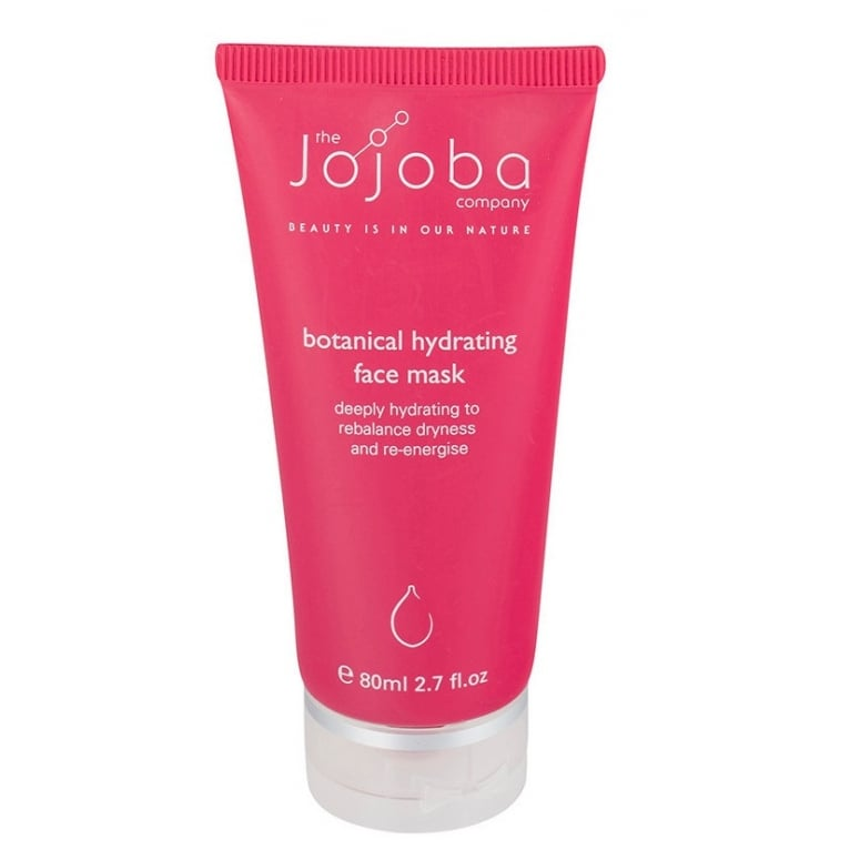 Jojoba The Jojoba Company 100% Natural Botanical Hydrating Face Mask 80ml.