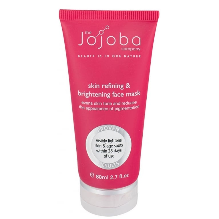 Jojoba The Jojoba Company 100% Natural Skin Refining and Brightening Face Mask 80ml.