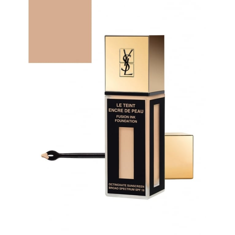 Yves Saint Laurent Fusion Ink Foundation 25ml - BD20 Golden Beige.