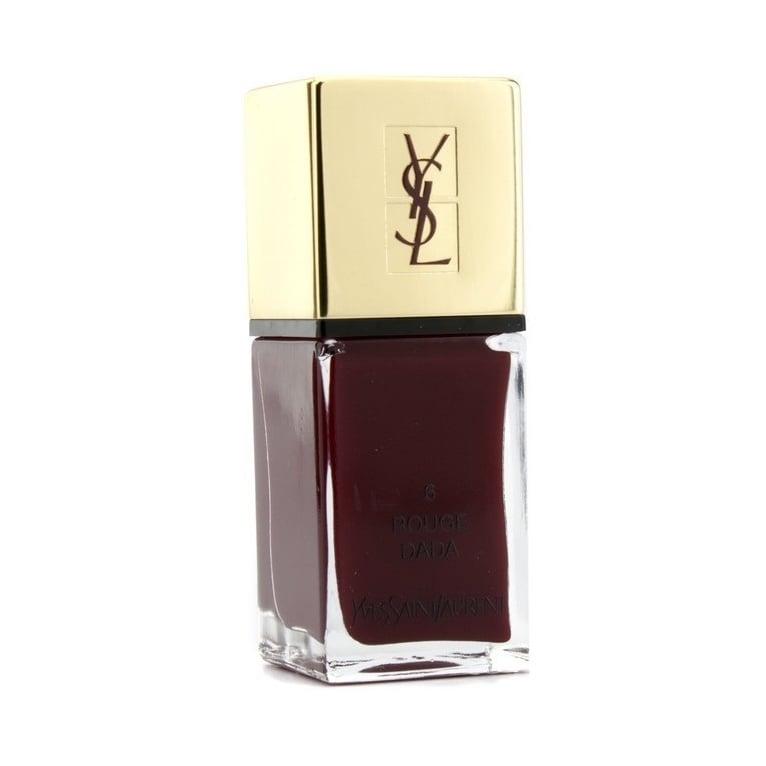 Yves Saint Laurent La Laque Couture Nail Lacquer 10ml - No6 Rouge Dada.